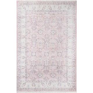 Momeni Helena Tanvi Pink 8' X 10' Area Rug For Sale