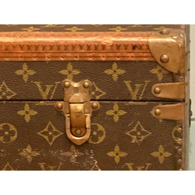 Louis Vuitton Suitcase in the Iconic Monogram Canvas For Sale - Image 9 of 12