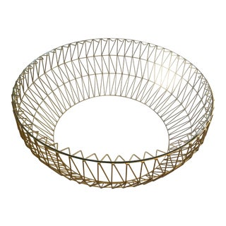 Bend Goods Wire Coffee Table