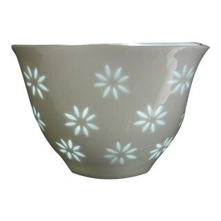 Scandinavian Rice Grain Friedl Holzer-Kjellberg Art Glass Vase For Sale