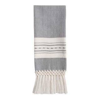 Slate Madre Hand Towel