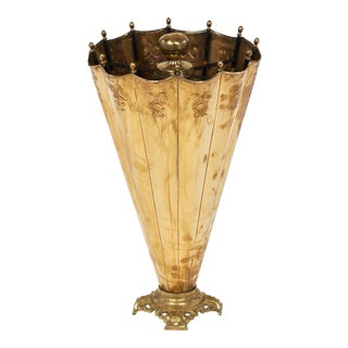 French Antique Umbrella Stand