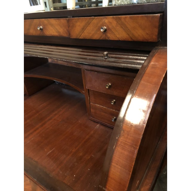 Roll Top Writing Desk For Sale In Atlanta - Image 6 of 10