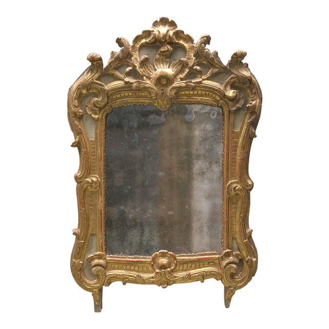 18th Century, Louis XV Mirror For Sale - Image 10 of 10