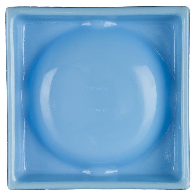 Vintage Seitanes Opalex Glass Ashtray - Image 4 of 4