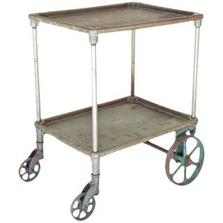 Metal Industrial Cart For Sale