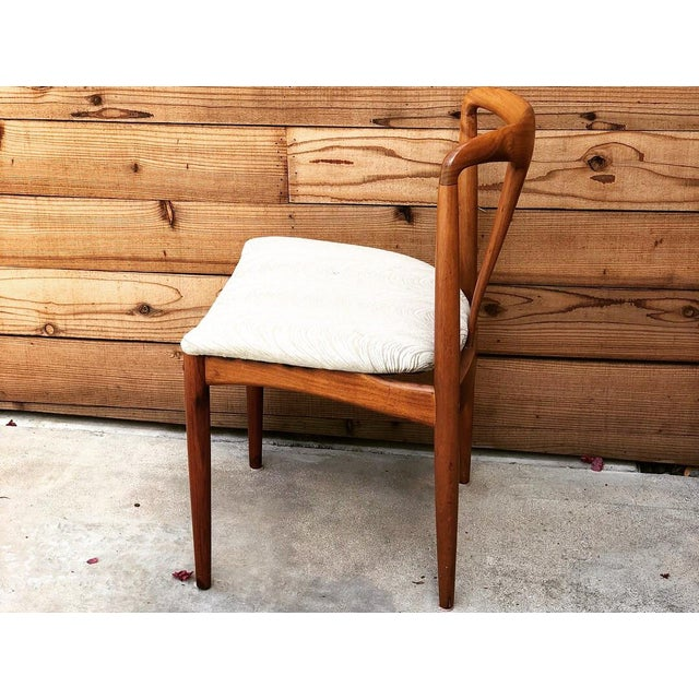 Mid-Century 'Juliane' Dining Chairs - Set of 8 - Image 5 of 6
