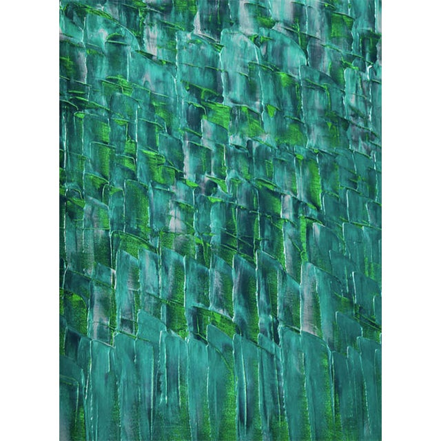 Renato Freitas Original Oil on Canvas, 2012 For Sale - Image 5 of 8