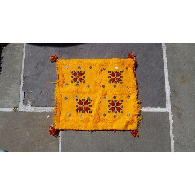 Moroccan Berber Pillowcase - Image 2 of 3