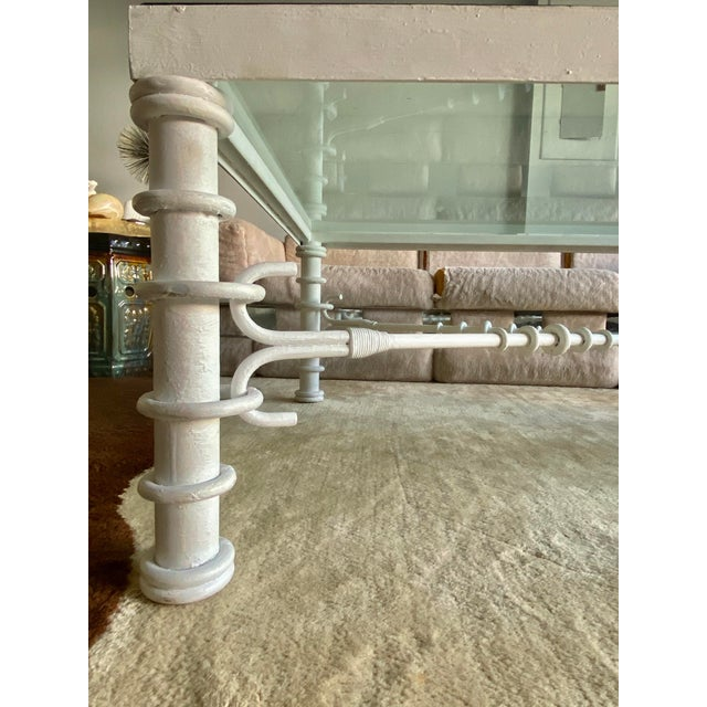 Giacometti Style Coffee Table For Sale In Miami - Image 6 of 11