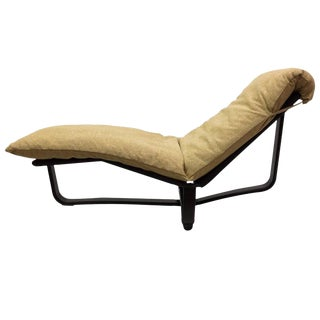 Danish Reclining Lounge Chair For Sale