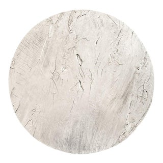 Phillips Collection Timeworn Wall Art, Silver Leaf For Sale