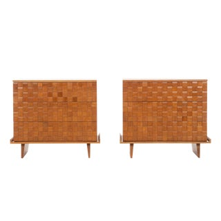 Paul Laszlo for Brown and Saltman Dressers-a Pair For Sale