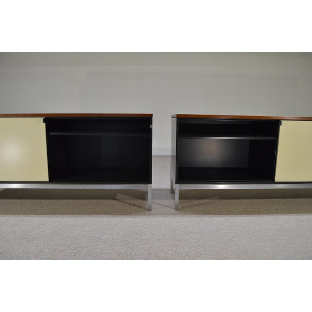 Art Metal for Knoll Int. Mid-Century Office Cabinets - A Pair - Image 9 of 10
