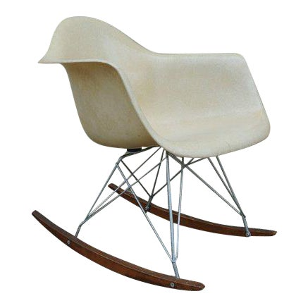 Zenith RAR Rocker by Charles & Ray Eames For Sale