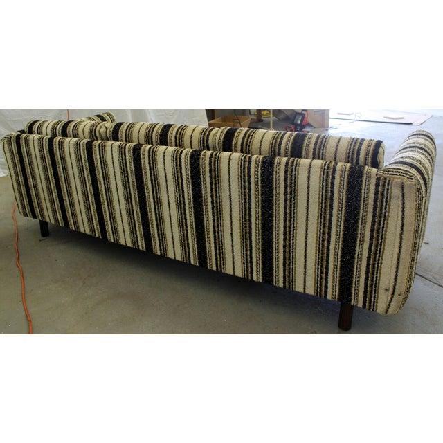 Mid-Century Danish Modern Selig Vista Sofa For Sale In Philadelphia - Image 6 of 10
