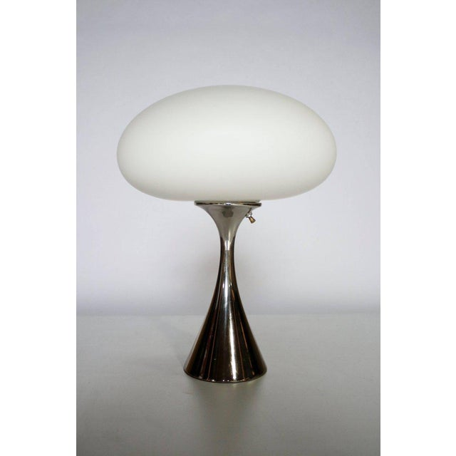 Laurel Lamp Company Laurel Mushroom Table Lamp by Bill Curry For Sale - Image 4 of 4