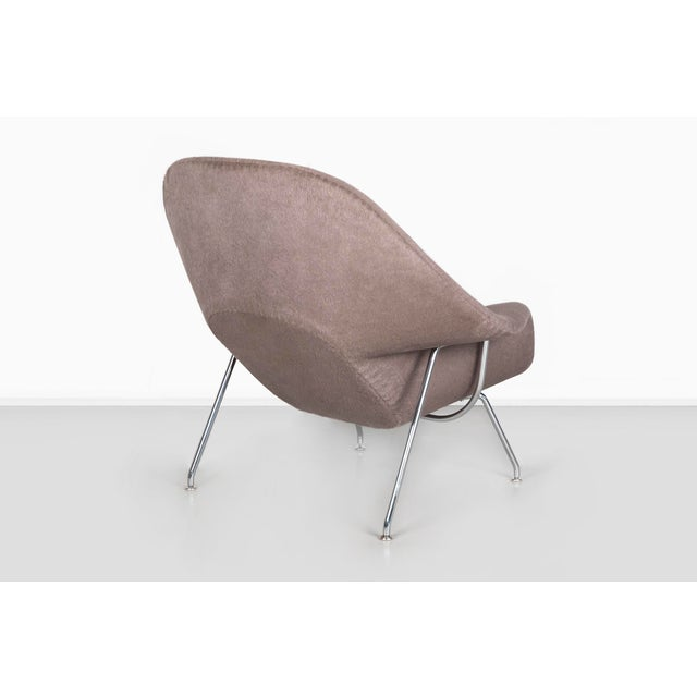 Metal Knoll Womb Chair - Medium For Sale - Image 7 of 12