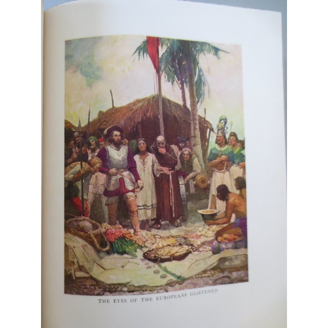 With Cortes the Conqueror, Illustrated 1st Edition - Image 6 of 7