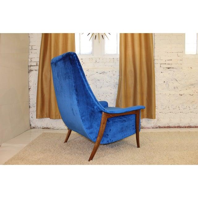 Mid-Century Modern Kroehler Avant Chair - Image 4 of 9