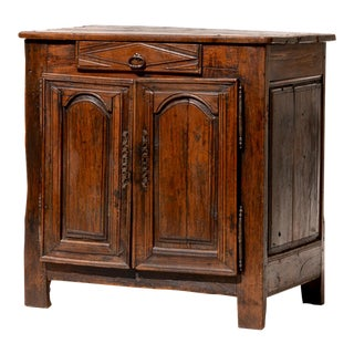 17th Century French Buffet of Oak For Sale
