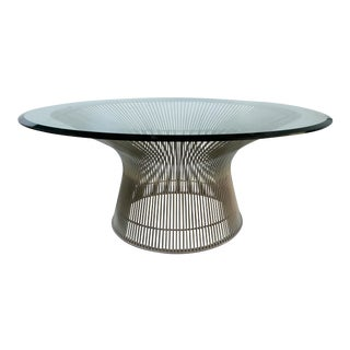 Warren Platner for Knoll Coffee Table, Italy
