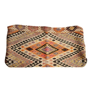 Oversized Kilim Floor Cushion