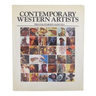 Contemporary Western Artists Book
