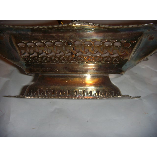 Leviathan Silver Plate Fruit Basket - Image 7 of 10