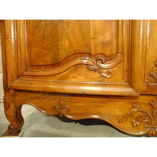 18th Century Walnut Wood Armoire From the Rhone Valley Preview