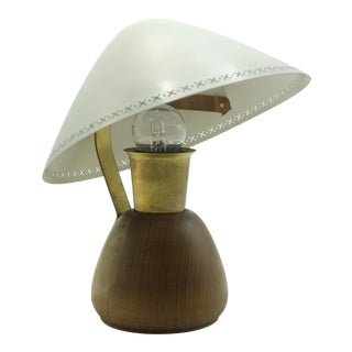 1950's Model E1272 Table Lamp by Asea For Sale