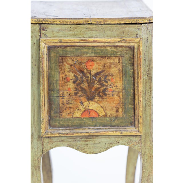 A Painted Italian Commode, Circa 1720. For Sale In San Francisco - Image 6 of 13