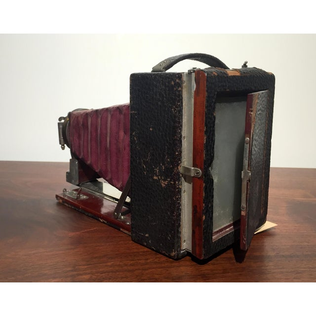 Antique Rochester Optical Co. Camera For Sale In Washington DC - Image 6 of 6