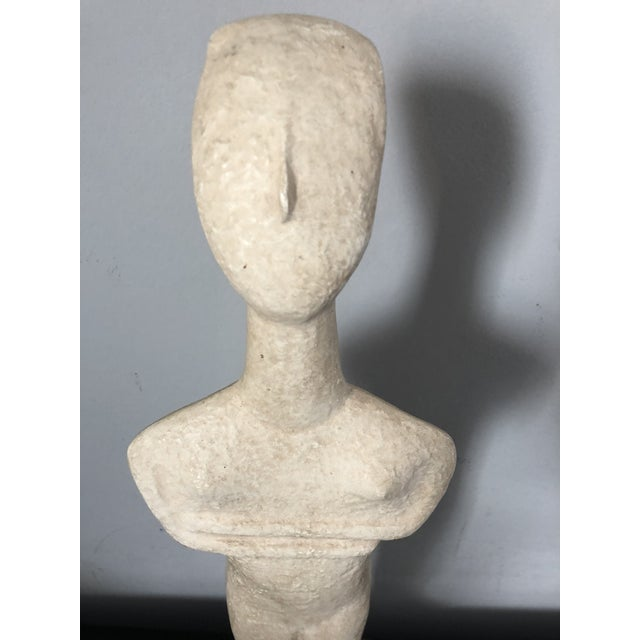 Vintage Alva Museum Replica Greek Cycladic Art - Image 2 of 7