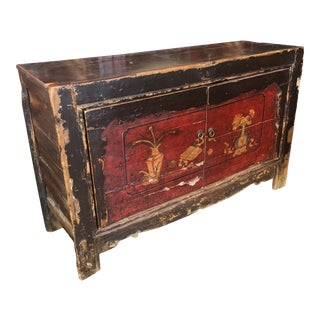 Late 19th Century Chinese Console Cabinet For Sale