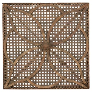 20th Century Americana Lattice Architectural Element
