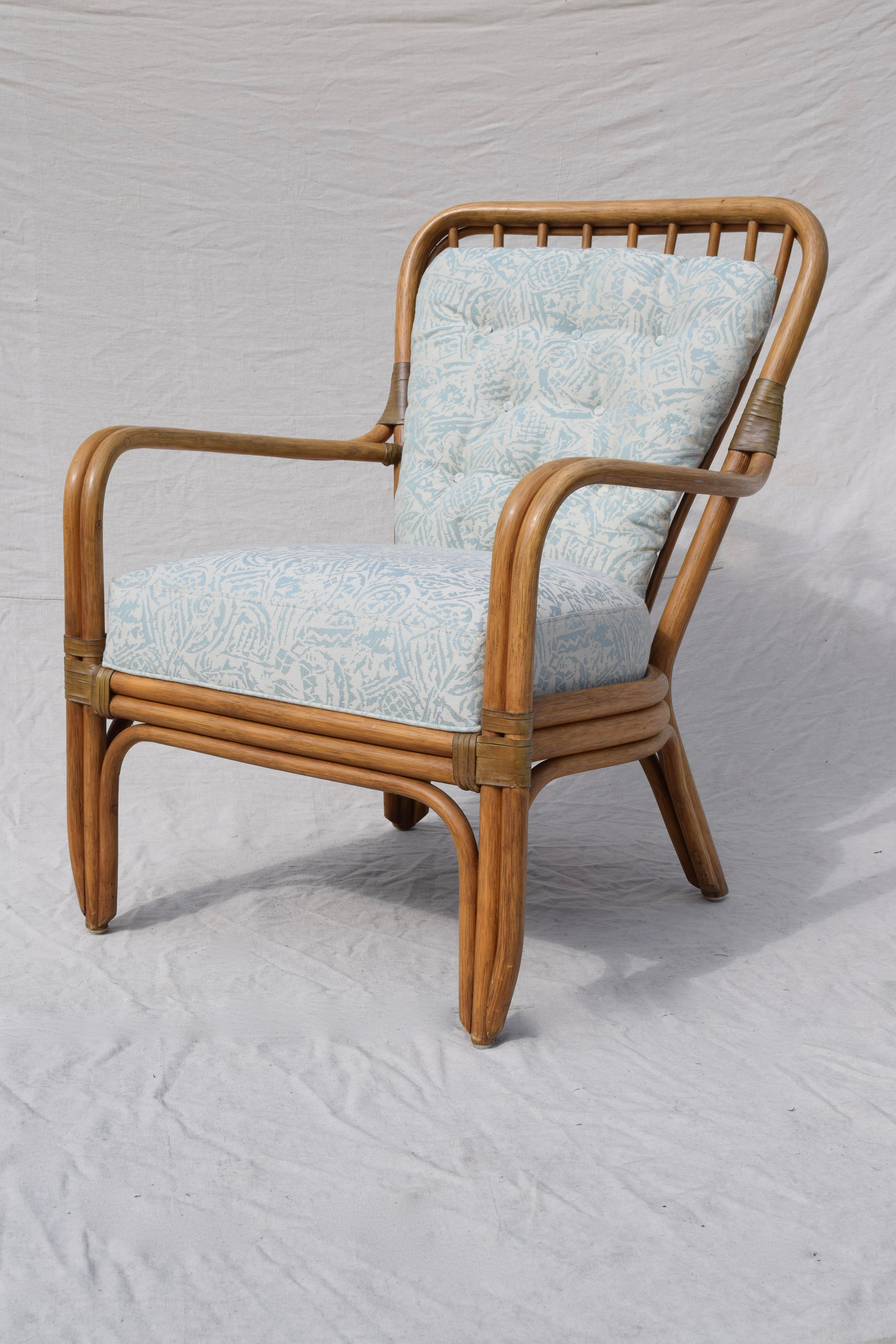 Merveilleux Palecek Large Pole Bent Bamboo Chairs   A Pair For Sale In Philadelphia    Image 6