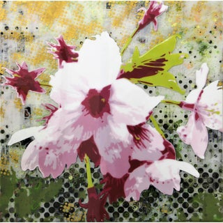 "Toshee ""Hana No.1"" Original Painting For Sale"