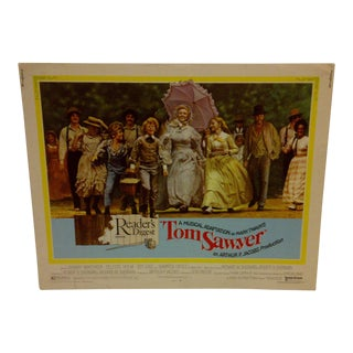"""Tom Sawyer"" Musical 1973 Vintage Movie Poster For Sale"