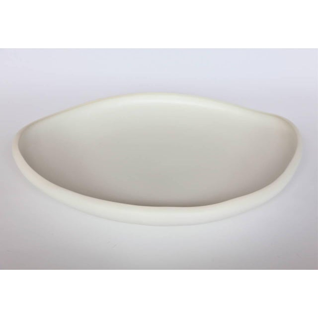 Ceramic Rina Menardi Handmade Ceramic Lagoon Trays For Sale - Image 7 of 9