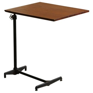 Early 20th Century Adjustable Height Drawing Table Stand