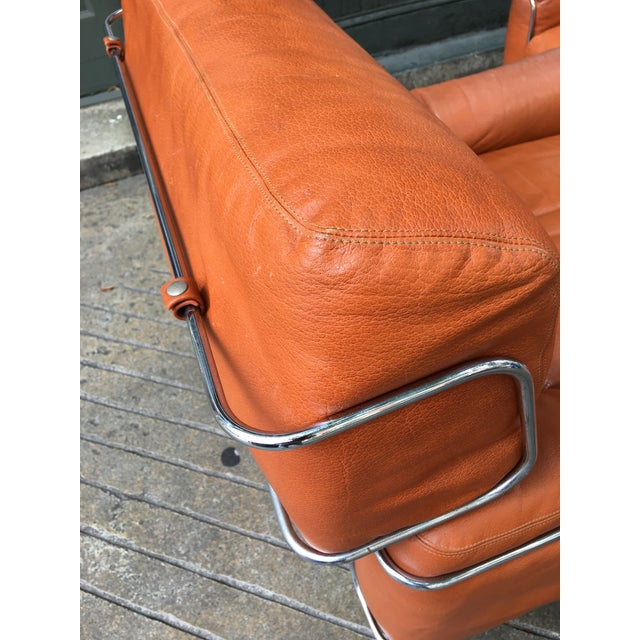 Saporiti Lounge Chairs - a Pair For Sale - Image 10 of 13