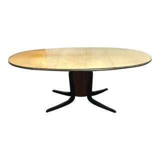 Mid-Century Osvaldo Borsani Oval Table