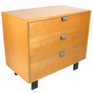 Three Drawer Chest by George Nelson for Herman Miller For Sale