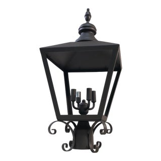 Troy Lighting Mumford 4-Light Outdoor Post Lantern For Sale
