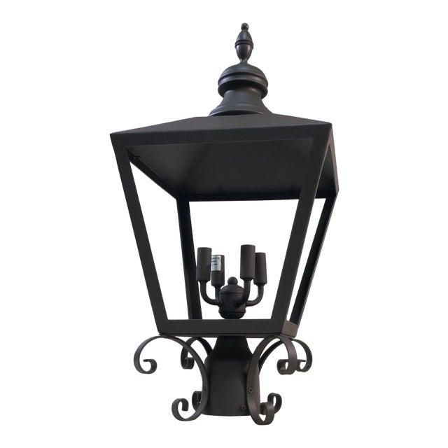 Troy Lighting Mumford 4-Light Outdoor Post Lantern For Sale