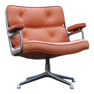 1960s Vintage Eames Time Life Lobby Chair For Sale
