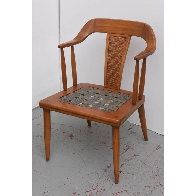 Tomlinson of High Point, Set of Four Dining Chairs, Usa, 1957 For Sale In Miami - Image 6 of 10