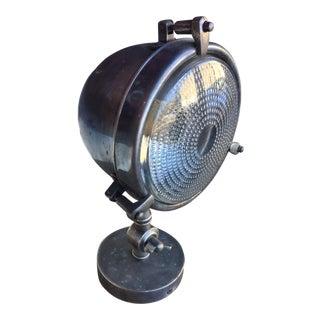 Small Search Light Desk Lamp For Sale