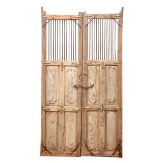 19th Century Spanish Colonial Doors